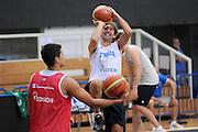 DESCRIZIONE : Trento Primo Trentino Basket Cup Nazionale Italia Maschile <br /> GIOCATORE : Giuseppe Poeta<br /> CATEGORIA : allenamento<br /> SQUADRA : Nazionale Italia <br /> EVENTO :  Trento Primo Trentino Basket Cup<br /> GARA : Allenamento<br /> DATA : 26/07/2012 <br /> SPORT : Pallacanestro<br /> AUTORE : Agenzia Ciamillo-Castoria/C.De Massis<br /> Galleria : FIP Nazionali 2012<br /> Fotonotizia : Trento Primo Trentino Basket Cup Nazionale Italia Maschile<br /> Predefinita :