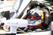 June 10-16, 2019: 24 hours of Le Mans. 8 Sébastien Buemi, Toyota Gazoo Racing, TOYOTA TS050 - HYBRID , morning warmup