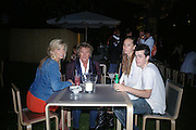 Penny Lancaster, Rod Stewart and Ruby Stewart. The Serpentine Summer party co-hosted by Jimmy Choo. The Serpentine Gallery. 30 June 2005. ONE TIME USE ONLY - DO NOT ARCHIVE  © Copyright Photograph by Dafydd Jones 66 Stockwell Park Rd. London SW9 0DA Tel 020 7733 0108 www.dafjones.com