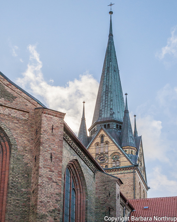 Church in Flensburg, Germany
