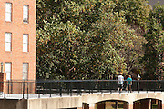 Ohio University campus Fall season in Athens, Ohio on Sunday, October 6, 2013. Photo by Chris Franz