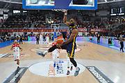 Marketing ,Panasonic, Zurich Connect, Turkish Airline<br /> Zurich Connect Supercoppa 2018-2019<br /> Lega Basket Serie A<br /> Brescia 29/09/2018<br /> Foto Ciamillo &amp; Castoria