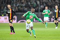 Landry N'GUEMO - 06.02.2015 - Saint Etienne / Lens - 24eme journee de Ligue 1 -<br />Photo : Jean Paul Thomas / Icon Sport