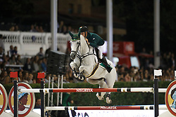 Allen Bertram, (IRL), Molly Malone V<br /> Final<br /> Furusiyya FEI Nations Cup Jumping Final - Barcelona 2015<br /> © Dirk Caremans<br /> 26/09/15
