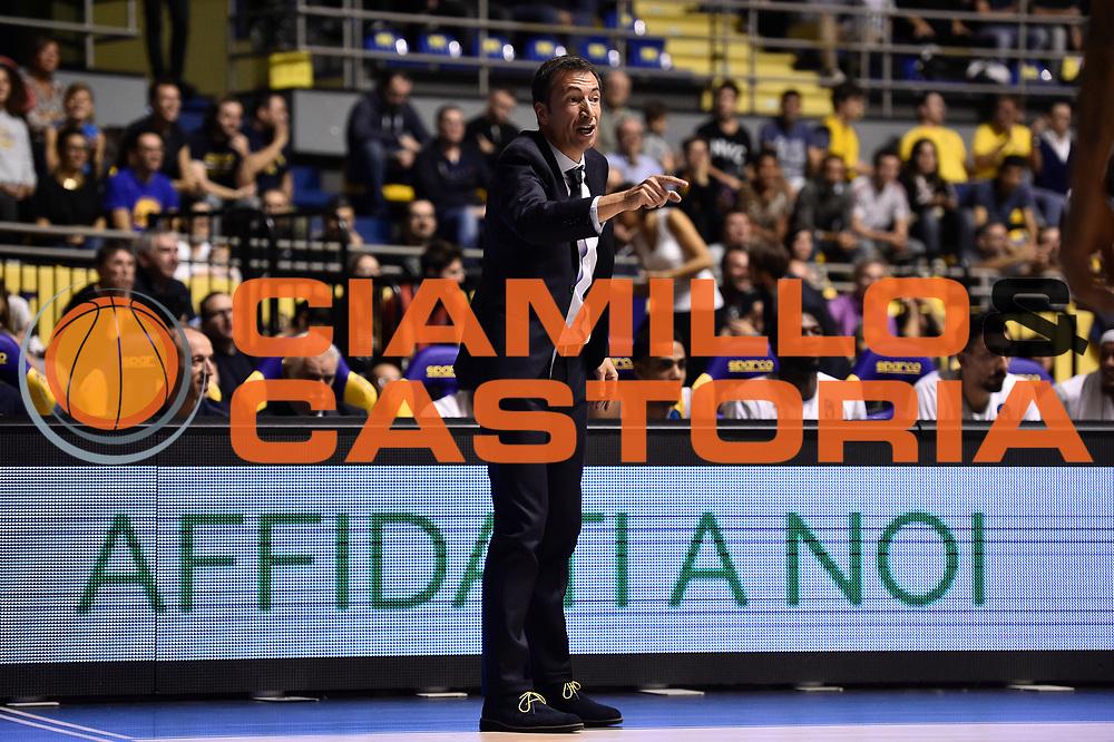Banchi Luca<br /> FIAT Torino - Morabanc Andorra La Vella<br /> Eurocup 7Days 2017-2018<br /> Torino 17/10/2017<br /> Foto M.Matta/Ciamillo &amp; Castoria