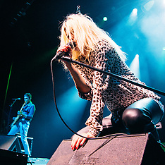 The Kills at The Fox Theater - Oakland, CA - 3/22/17