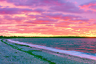 Truman Beach, New York, Orient Park, East Marion, Long Island Sound