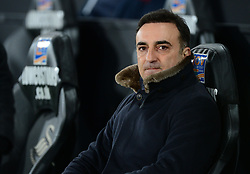 Swansea City manager Carlos Carvalhal - Mandatory by-line: Alex James/JMP - 27/02/2018 - FOOTBALL - Liberty Stadium - Swansea, England - Swansea City v Sheffield Wednesday - Emirates FA Cup fifth round proper
