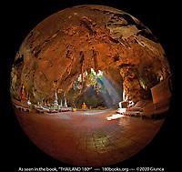 Tham Khao Luang in Petchaburi, Thailand
