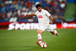 August 24, 2018 - Cote of Eibar during the spanish league, La Liga, football match between Getafe and Eibar on August 24, 2018 at Coliseum Alfonso Perez stadium in Madrid, Spain. (Credit Image: © AFP7 via ZUMA Wire)