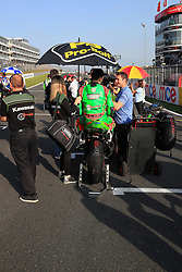 #8 Andrew Irwin Carrickfergus Gearlink Kawasaki Kawasaki 600  Dickies British Supersport Championship