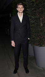 Jim Chapman attends LCM a/w 2015: Christopher Raeburn and Mens Health Party at The Sanderson Hotel, Berners Street, London on Saturday 10 January 2015