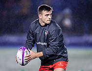 Ben White of Leicester Tigers<br /> <br /> Photographer Simon King/Replay Images<br /> <br /> European Rugby Challenge Cup Round 2 - Cardiff Blues v Leicester Tigers - Saturday 23rd November 2019 - Cardiff Arms Park - Cardiff<br /> <br /> World Copyright © Replay Images . All rights reserved. info@replayimages.co.uk - http://replayimages.co.uk