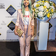 NLD/Amsterdam/20170829 - Grazia Fashion Awards 2017, Xelly Cabau van Kasbergen