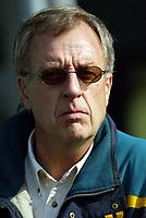 Fotball, 28. april 2004,  U21, Privatlandskamp, Norge-Russland, agent Gunnar Martin Kjenner