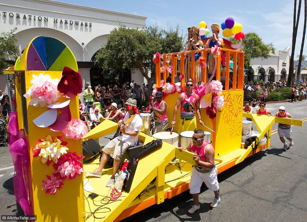 Summer Solstice Parade 140621