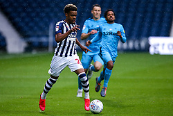 Grady Diangana of West Bromwich Albion - Mandatory by-line: Robbie Stephenson/JMP - 08/07/2020 - FOOTBALL - The Hawthorns - West Bromwich, England - West Bromwich Albion v Derby County - Sky Bet Championship
