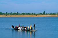Mali -   Mopti  - Fleuve Niger