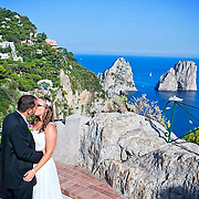 "Wedding July 10, ""Capri"""