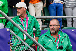 THE HAGUE - Rabobank Hockey World Cup 2014 - 2014-06-03 - MEN - The Netherlands - Korea - vrijwilligers