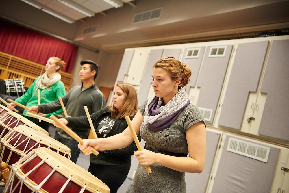 -UWL UW-L UW-La Crosse University of Wisconsin-La Crosse; Band; Candid; Center for the ArtsCFA; day; Diversity; Group; Inside; Man men; November; Student students; Woman women