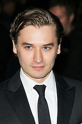 © Licensed to London News Pictures. Seth Numrich attending the London Evening Standard Theatre Awards at the The Savoy Hotel in London, UK on 17 November 2013. Photo credit: Richard Goldschmidt/PiQtured/LNP