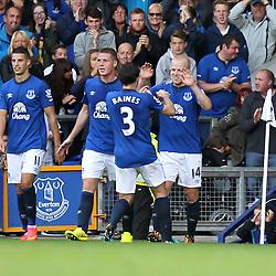 Everton v Arsenal   Premier league   23 August 2014