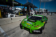 August 5-7, 2016 - Road America: #16 Spencer Pumpelly, Corey Lewis, Change Racing, Lamborghini Huracán GT3