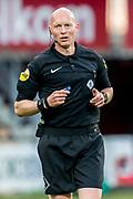 ALKMAAR - 22-04-2017, AZ - FC Twente, AFAS Stadion, 2-1, scheidsrechter Siemen Mulder