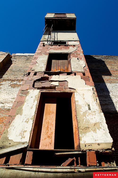 Elevator in Savannah Geogia
