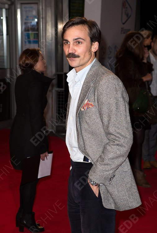 12.OCTOBER.2013. LONDON<br /> <br /> (CODE AFI)<br /> THE 'HELLO CARTER' SCREENING AT 57TH BFI LONDON FILM FESTIVAL<br /> <br /> BYLINE: EDBIMAGEARCHIVE.CO.UK<br /> <br /> *THIS IMAGE IS STRICTLY FOR UK NEWSPAPERS AND MAGAZINES ONLY*<br /> *FOR WORLD WIDE SALES AND WEB USE PLEASE CONTACT EDBIMAGEARCHIVE - 0208 954 5968*