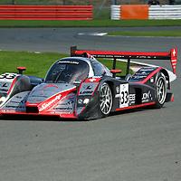 #33 Lola B08/80 - Speedy Racing Team (Drivers - Andrea Belicchi, Xavier Pompidou and Steve Zacchia) LMP2, Le Mans Series Silverstone 1000KM 2008