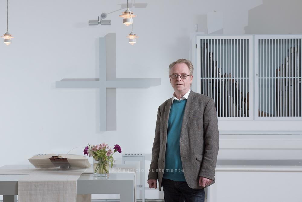 Herr Liehr ist Geschäftsführer des Heinrich Sengelmann Krankenhauses