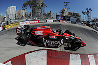 Marco Andretti, Toyota Grand Prix of Long Beach, Streets of Long Beach, Long Beach, CA USA 4/17/2011