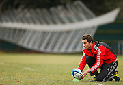 Tom Taylor during Crusaders Training, Super Rugby, Rugby Union. Held at Rugby Park, Christchruch. Wednesday 25 January 2012. Joseph Johnson/photosport.co.nz