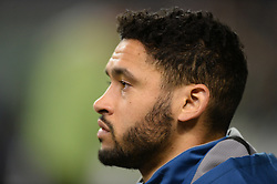 March 1, 2018 - Seattle, Washington, U.S - Soccer 2018: Seattle's LAMAR NEAGLE (27) looks on in the 2nd half as the Seattle Sounders host Santa Tecla for a CONCACAF match at Century Link Field in Seattle, WA. (Credit Image: © Jeff Halstead via ZUMA Wire)