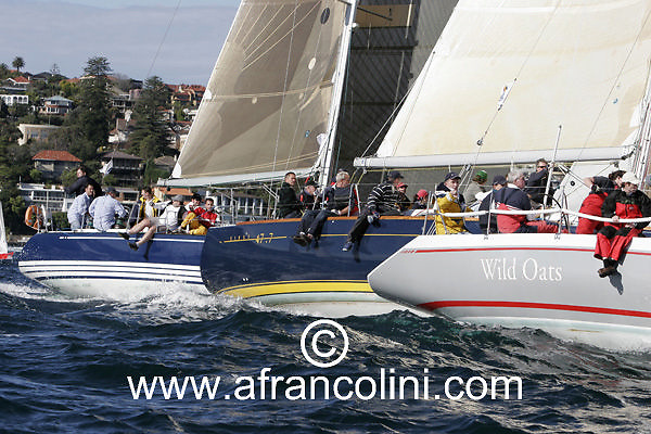 SAILING - BMW Winter Series 2005 - SINTARA, Sydney (AUS) - 19/06/05 - ph. Andrea Francolini