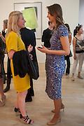 LIZ SULLIVAN; LENA EVSTAFIEVA, Yto Barrada opening. Pace London Soho. Lexington St. and afterwards at La Bodega Negra. Old Compton St. 23 May 2012.