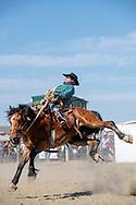 Ranch Rodeo, Bronc Riding, Jay Phipps, Sand Creek Cattle Company team, Ingomar, Montana