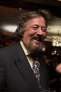 STEPHEN FRY, Dinner in aid of the China Tiger Revival hosted by Sir David Tang and Stephen Fry  at China Tang, Park Lane, London. 1 October 2013. ,