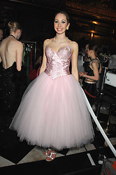NATASHA HULSE at the 2008 Berkeley Dress Show at the Royal Hospital Chelsea, London on 3rd April 2008.<br /><br />NON EXCLUSIVE - WORLD RIGHTS