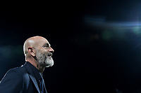Stefano Pioli of Fiorentina reacts before the Serie A 2018/2019 football match between ACF Fiorentina and AS Roma at stadio Artemio Franchi, Firenze, November 03, 2018 <br />  Foto Andrea Staccioli / Insidefoto