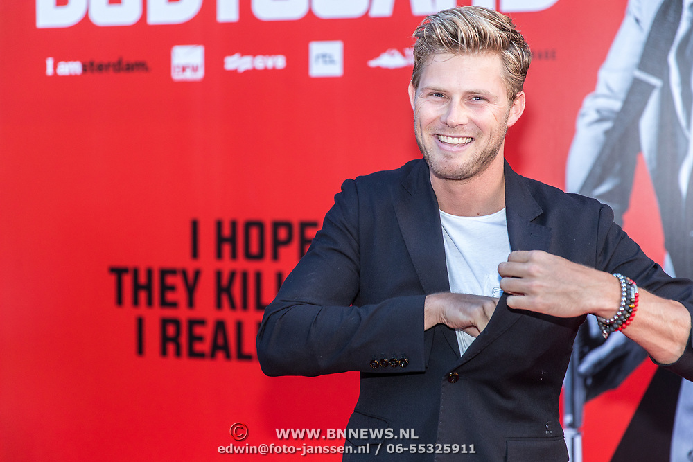 NLD/Amsterdam/20170814 - Premiere The Hitmans Bodyguard, Tim Douwsma