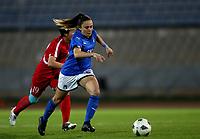International Women's Friendly Matchs 2019 / <br /> Womens's Cyprus Cup Tournament 2019 - <br /> Korea DPR v Italy 3-3 aet ( GSZ Stadium - Larnaca,Cyprus ) - <br /> Annamaria Serturini of Italy