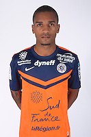Joris MARVEAUX - 23.07.2014 - Portraits officiels Montpellier - Ligue 1 2014/2015<br /> Photo : Icon Sport