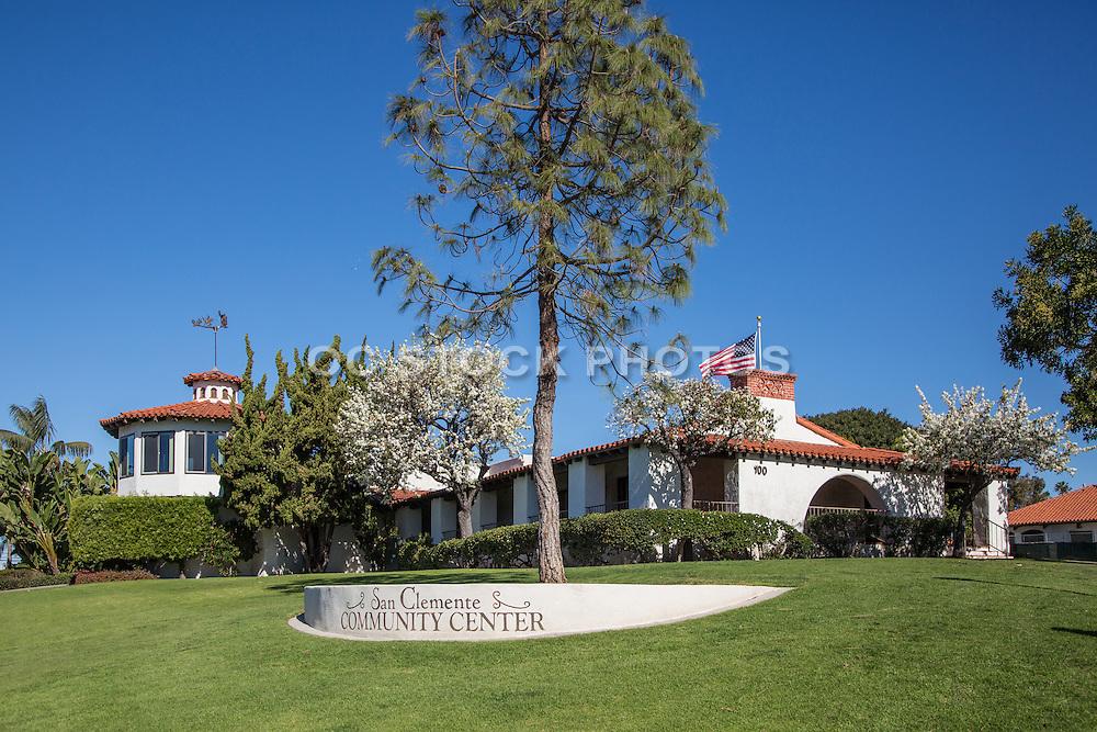 San Clemente Community Center