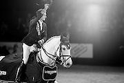 Nicola Philippaerts - H&M Zilverstar T<br /> Jumping Indoor Maastricht 2016<br /> © DigiShots