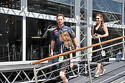 BARCELONA, SPAIN, 2016, MAY 15 <br /> <br /> Geri Halliwell and Christian Horner, both British and friends since 2009 and partner since March last year, announced the commitment in November 2014 with a brief note in the pages of births, marriages and deaths of The Times. engagement between Christian, son of Mr. and Mrs. G. M. Horner, and Geraldine, daughter of Mr. L. F. Halliwell and Mrs. A. Parkinson announced, said the text on the paper. As we remember a year ago the couple married in a small church in the town of Woburn (central England). The former Spice Girls Emma Bunton and Melanie Brown went to the link, but not Melanie Chisholm and Victoria Beckham were present at the ceremony. Halliwell, who has previously been romantically linked to celebrities like Russell Brand, Robbie Williams, Henry Beckwith and Anton Kaszubowski, has an eight year old daughter, Bluebell Madonna, fruit of a first marriage with British screenwriter Sacha Gervasi. Meanwhile, Horner maintained a relationship for fourteen years with Beverly Allen, with whom he had a daughter, Olivia, who is one year.<br /> ©Exclusivepix Media