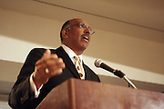 14 April 2010- New York, NY-  Michael Steele, Chairman of The Republican National Committe at the National Action Network 12th Annual National Convention held at The Sheraton New York on April 14, 2010 in New York City.