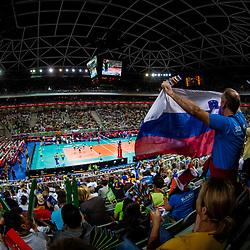 20190918: SLO, Volleyball - CEV Eurovolley 2019, Slovenia vs Russia
